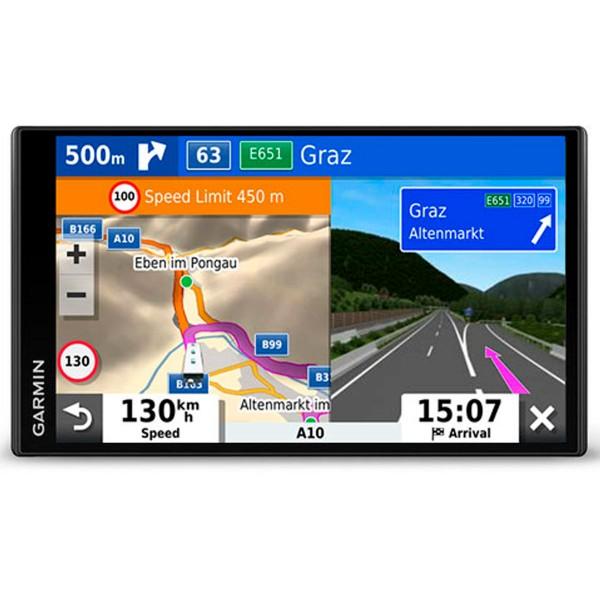 Garmin camper 780 eu mt-d gps para autocaravanas con mapas preinstalados de europa pantalla de 6.95''