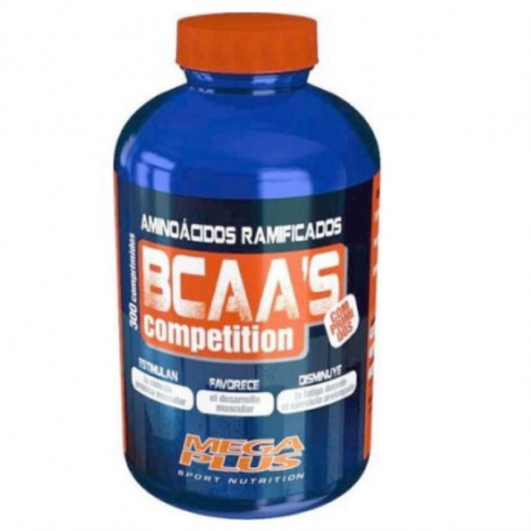 Bcaa's competition